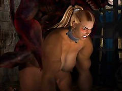 3d creatures fuck babes! preview