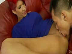 Wetplace Movie:Keni styles gets pleasure from...