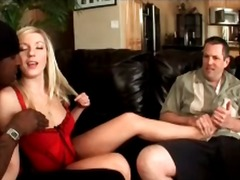 Her boyfriend watches ... - Alpha Porno