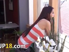 Brunette pornstar usin... preview