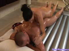 nuru, asian, handjob, erotic, shower