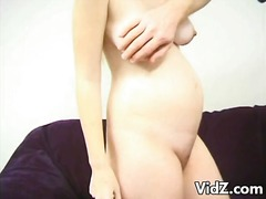 Over Thumbs Movie:Pregnant lady gets fucked gently