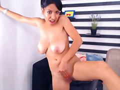 webcam, masturbation