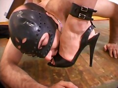 Xhamster - Dominatrix punishes sl...