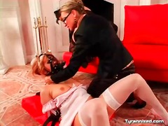 French maids fuck...