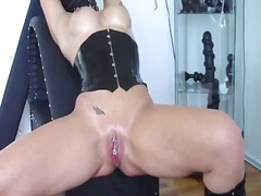 vaginal, pussy, movies, video, stretching, fetish, extreme