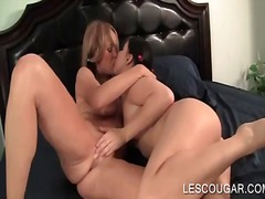 Thumb: Lesbian mom and seduct...