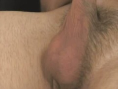 Bored bald poof jerkin... - BoyFriendTV