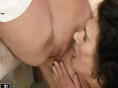 Wetplace Movie:Brunette and chanel fulfill th...