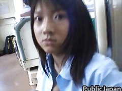Cute and horny asian b... video