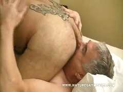 mature, barebacking, muscular
