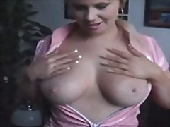 Blonde nurse has a cur... video