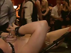 Yobt Movie:In the nude chicks have punish...