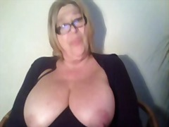 webcam, mature, tits