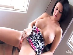 PinkRod Movie:Loni evans with giant melons a...