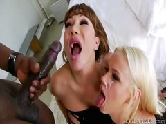 Filthy pornstar honeys... preview