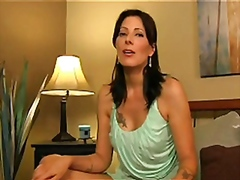 Vporn - Zoey Taboo gives a hot handjobs to a lonely man cock