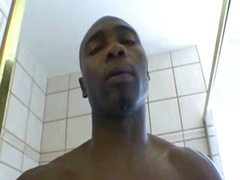 Thumb: Ebony gay guys solo wa...