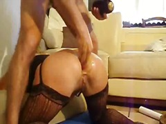 French wife anal ...