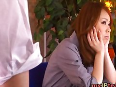 Redtube Movie:Eri ouka sweet asian teacher i...