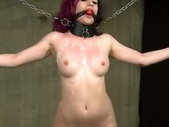 See: Redhead submissive cha...
