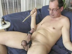 BoyFriendTV - Weird guy stuffing his...