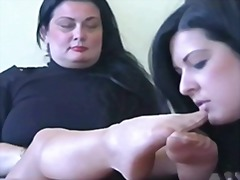 Xhamster Movie:Kissing legs in pantyhose her ...
