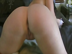Thumb: Anal masturbation at c...