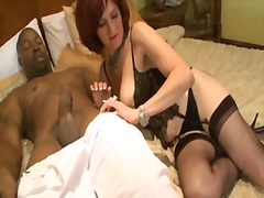 interracial, granny, bbw, big boobs,