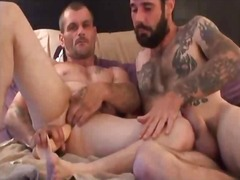 BoyFriendTV - Guys in tats gone horny