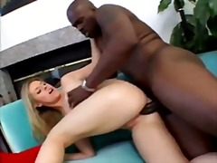 Daphne interracial anal video