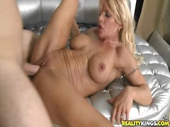 oral, fucking, pussy, blonde
