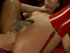 Tube8 Movie:Skin diamond ass fisted