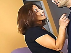 Cougar Hunt 3 -Melissa Monet fucked by the plumber