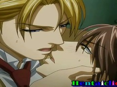 Young anime gay hot ma... video