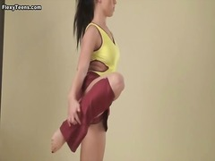 Thumb: Sporty dance outfit on...