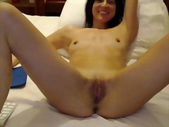 finger, milf, masturbation,