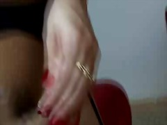 oral, cumshot, fucking, guy, stockings