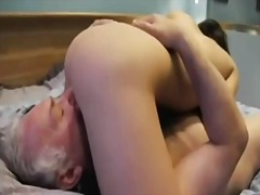 Xhamster Movie:Old man young girl