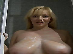 Sophie Mei - Perfect Sexy Shower bust...