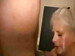 swinger, facial, mature, gangbang,
