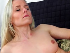 masturbation, stockings, shaved, missy