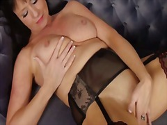 Xhamster Movie:Milf elise summer lace top sto...
