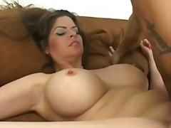 Horny mom gets fucked ...