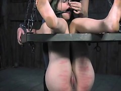 Demeaning the chained ... video