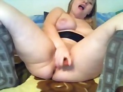 pussy, blonde