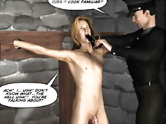 Gay bdsm nightmare 3d ... video