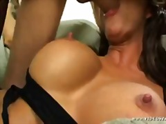 anna nova,  blowjob, mature, rough