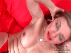 Thumb: Red lingerie is beauti...
