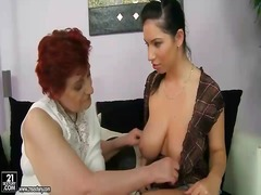mature, compilation, seduced, mom,